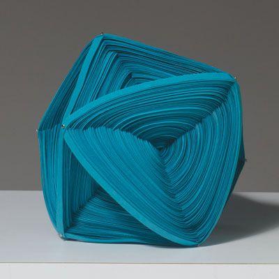 Noriko Takamiya, paper construction