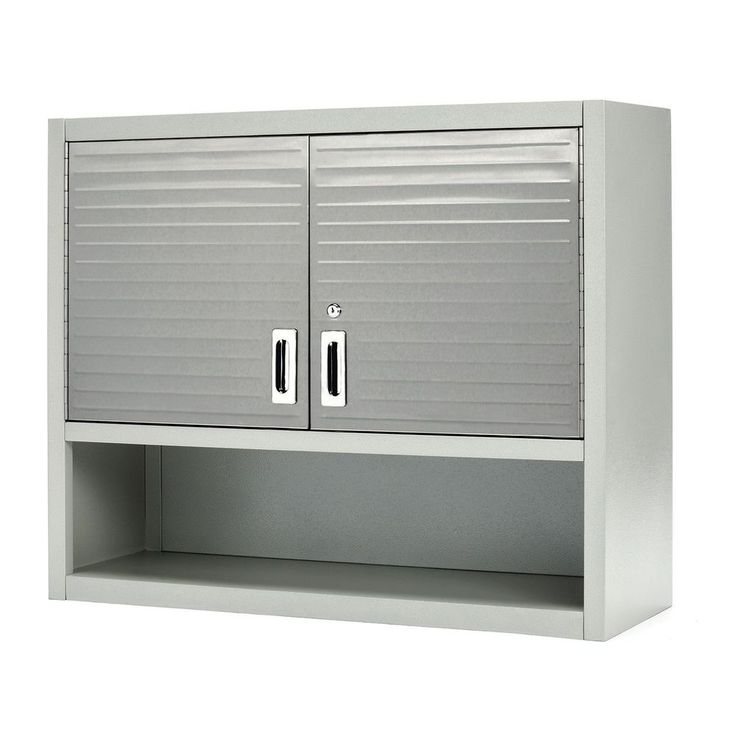 Lovely Stainless Steel Storage Cabinets with Doors