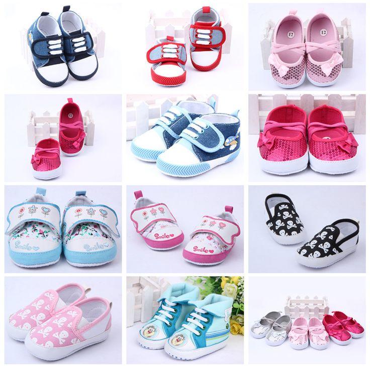 Симпатичные синий розовый черный новый новорожденный младенец малышей дети холст череп мужская кровать в обуви носки тапочка для 0-18months