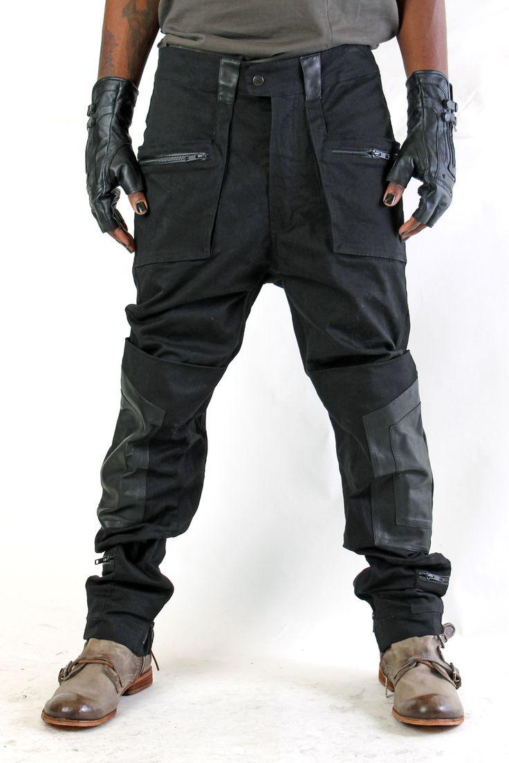 Shawna Hofmann Moto Pants / PRE-ORDER
