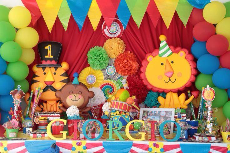 Fiesta Circo!!! Big Party