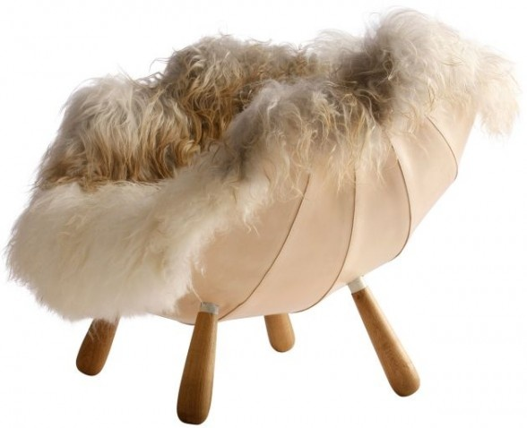 Lovely Fluffy Womb Chair. Wow! I Would Love To Cuddle Down In That Right About