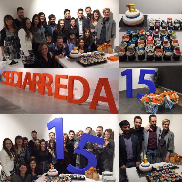 Happy 15th Anniversary Sediarreda.com