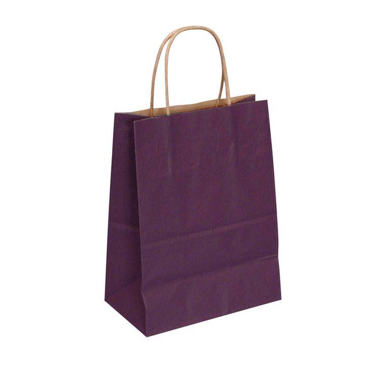 Purple (12 Pcs) Shadow Stripe Handle Kraft Bags, Kraft Bags, Kraft Bags, Shopping Bags, Gift bags, Gift Bags with Handles, Bridesmaid Bags, by EventSupplyHub on Etsy https://www.etsy.com/listing/511310516/purple-12-pcs-shadow-stripe-handle-kraft