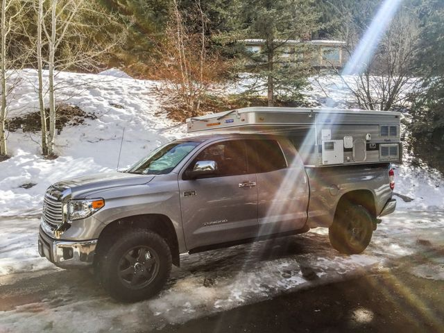 trgphoto's 2015 Toyota Tundra DCSB 4x4 with 2014 Silver Spur Hawk