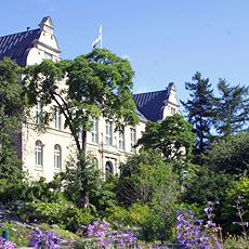 Kasvitieteellinen puutarha ja kasvimuseo – Luonnontieteellinen keskusmuseo