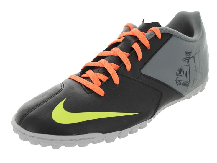 Soccer Shoes Black-  Nike
