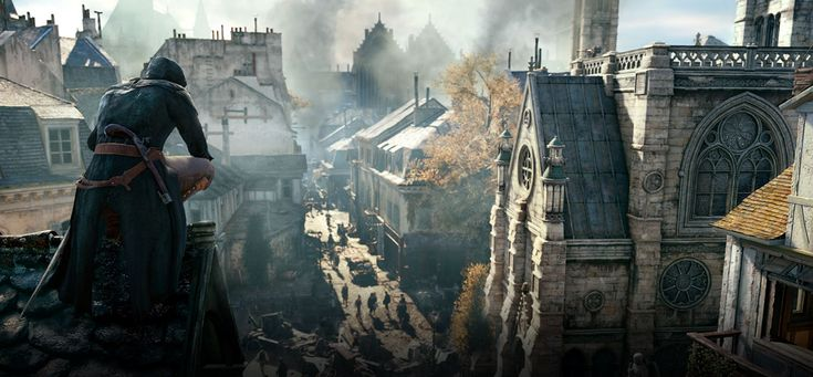 Assassin's Creed Syndicate 1 Ubisoft studio 2 fight and adventure 3 about industrial revolution and teamwork 4 they are two protagonist and they are in the industrial revolution time 5 history 6 topic 4 strategy 5 coordination 5 teamwork 4 thinking 3 story 5