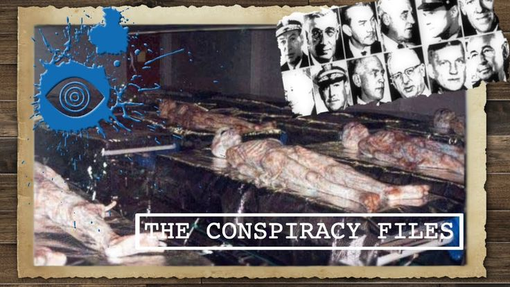 The Majestic 12 | The Conspiracy Files