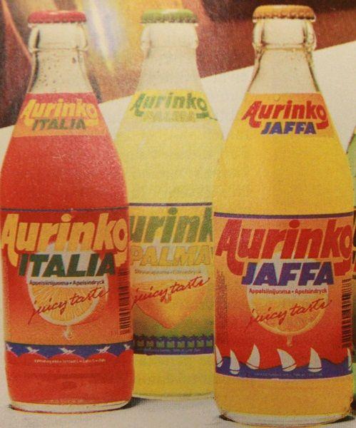 Aurinko Jaffa #1991