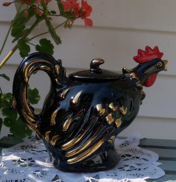 French Ceramic Sugar Bowl 1950s Folk Pottery Country Cottage: 81 Best Redware Pottery Images On Pinterest