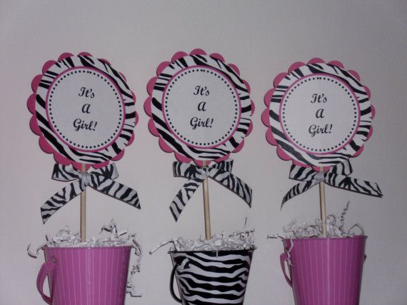 For a baby shower with bling