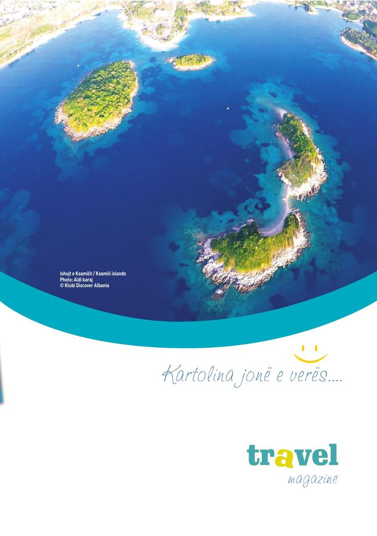 Travel nr 16 - Summer 2015  The most breathtaking beaches along the Albanian Riviera, the hidden emerald coasts of Krorëzi in Saranda, the velvet sandy long beaches in Velipoja and not…