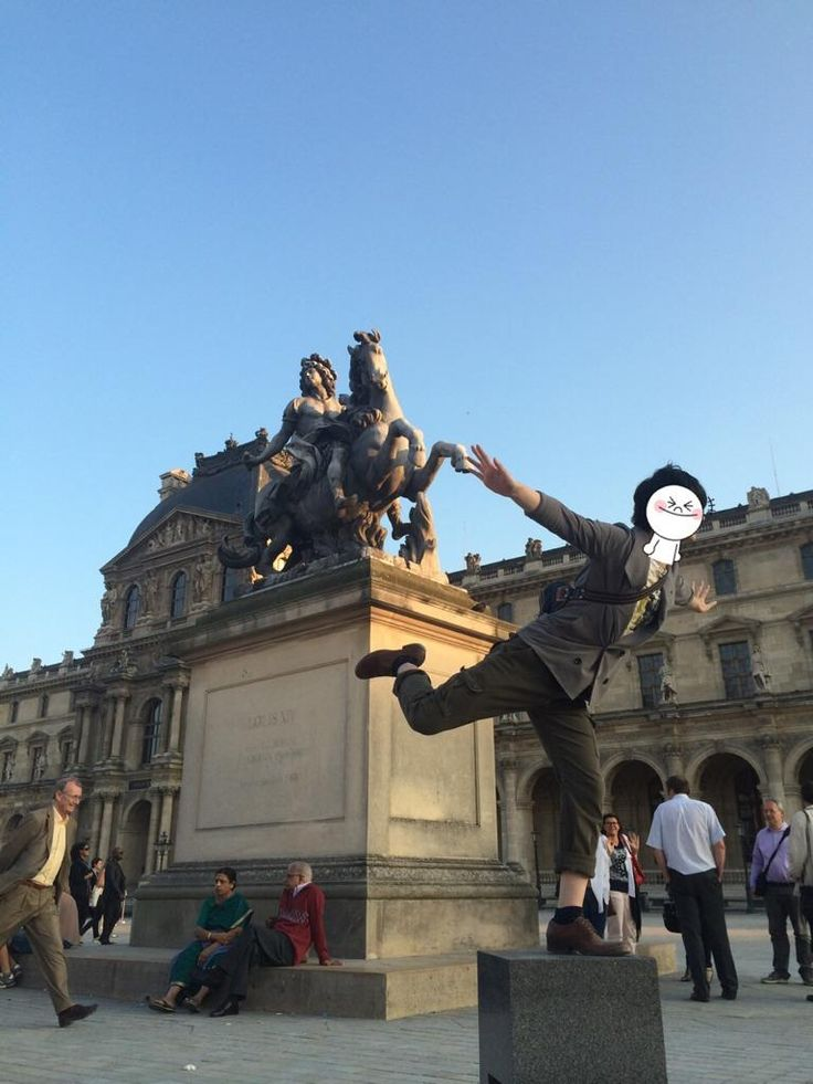 Soraru flying in France