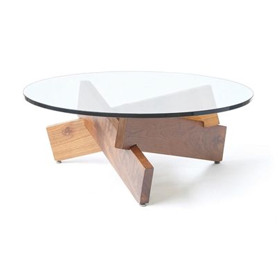 IONDESIGN P-13090 Plank Coffee Table