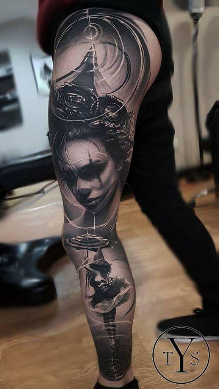 Done by Yarson Stahowic ##Tattoos - psyk02mikmak07 - Google+