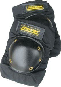 Rector Protector Knee [Large] Black by Rector. $28.95. Set of Rector skateboard knee pads