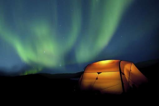 Finland - Northern light