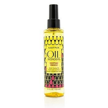 Oil Wonders Egyptian Hibiscus Color Caring Oil - 125ml-4.2oz