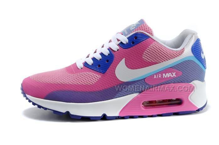 http://www.womenairmax.com/nike-air-max-90-hyperfuse-womens-shoes-2014-pink-blue.html NIKE AIR MAX 90 HYPERFUSE WOMENS SHOES 2014 PINK BLUE Only $89.00 , Free Shipping!