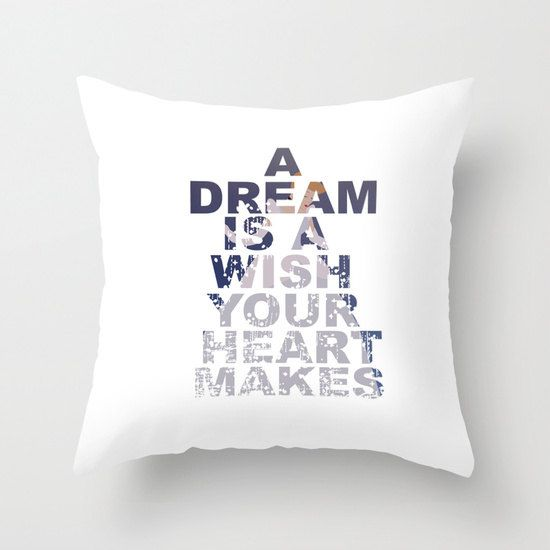 a dream is a wish your heart makes by studiomarshallgifts on Etsy