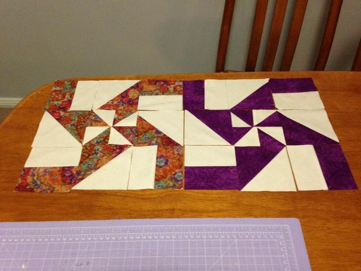 Layer Cake Quilt Material : 17 Best images about Disappearing pinwheel on Pinterest ...