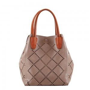 Thursday's Lady is all about accessories   Indian Summer Bermuda Champ handbag