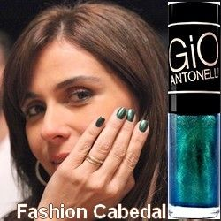 Fashion Cabedal: Giovanna Antonelli: Esmaltes da Novela