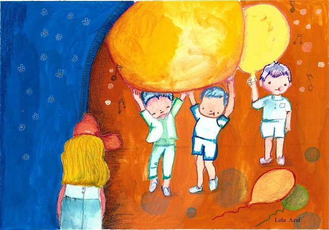 Apuntes de colores: Ilustración 'festive' y 'celebrate'