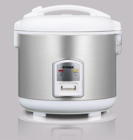 Oyama CFS-B12U All Stainless Rice Cooker: Mother's Day Gift