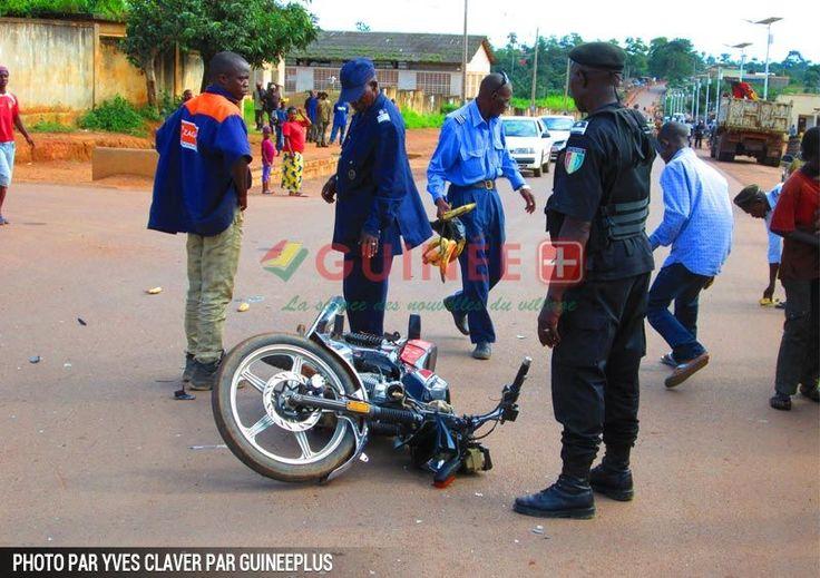 Guinée Forestière: Quelques policiers de N'zérékoré et leurs tracasseries face à la population dans les rues!