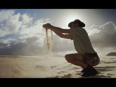 I know just the place: Peter Meyer, Fraser Island - YouTube
