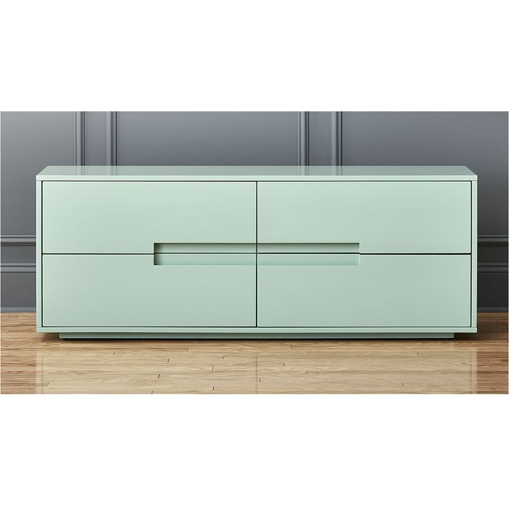latitude mint low dresser | CB2                              …