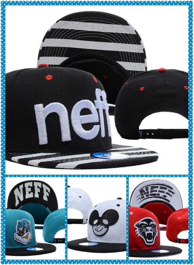 Neff Snapback Hats $9.99
