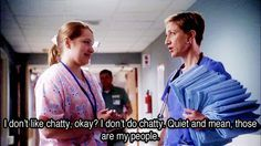 <3 - Nurse Jackie