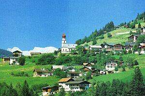 Jerzens, Pfarrkirche Hl. Gotthard (Imst) Tirol AUT