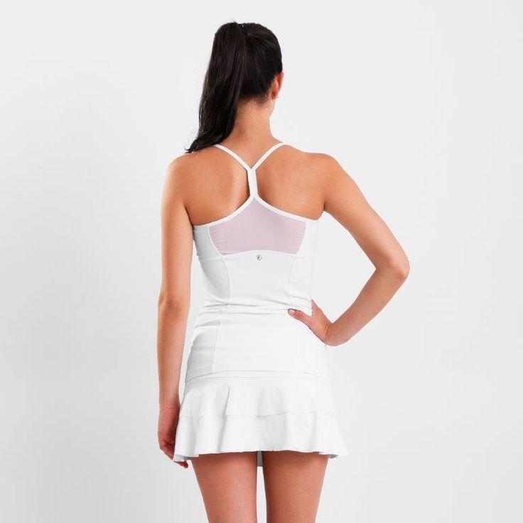 Musculosa Anabella vista de espalda. Para más detalles: http://www.tiendascrubs.com.ar/musculosas/musculosa-anabella/