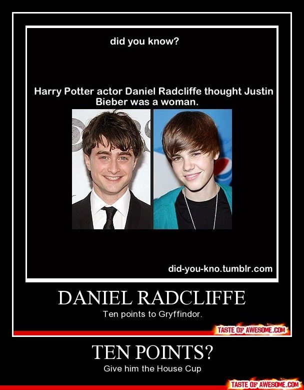 Oh, Potter, we love you.