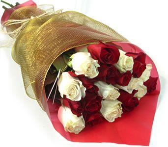 Corazones Y Rosas Blancas | ... flores, arreglos florales, ramos de flores, flores a domicilio, rosas