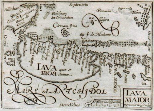 This day in 1596 - Dutch fleet commander Cornelis de Houtman taken hostage in Java.