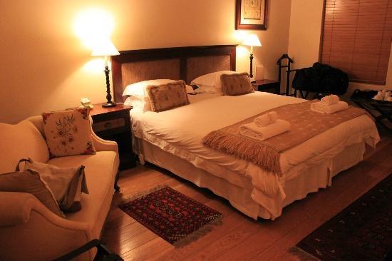 De Hoek Manor: Bedroom  Bedroom (Adrienne B, Jul 2012)  Outstanding!