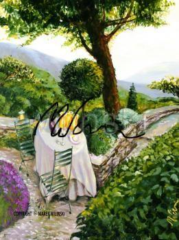 Marek Wilinski Art - I proudly own this one.