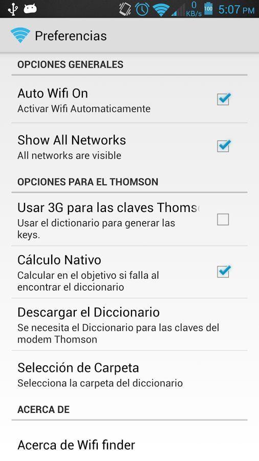 Wifi password recovery - screenshotpapadesf