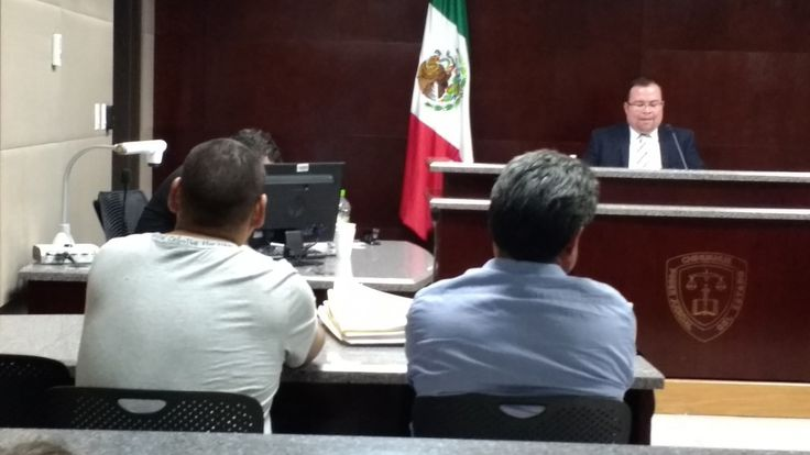 <p>Chihuahua, Chih.- A las 20:45 horas de hoy el juez de control Eduardo Alexis Ornelas Pérez resolvió vincular a proceso al presunto homicida