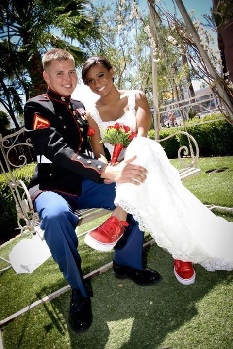 Military marriages and dating
