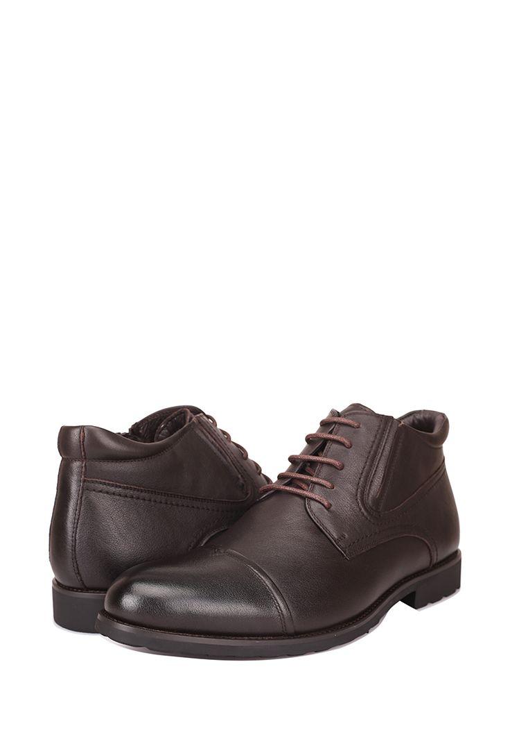 Ботинки мужские зимние 26173427 26173428 по цене 6 999 р в магазине обуви и аксессуаров kari.