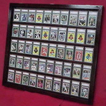 Guide to basketball card display cases, holders and pages.