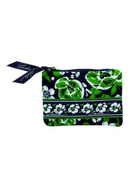 Quilt Bag Coin Purse in Green Color **Free Shipping Worldwide** by Junglesnap on…