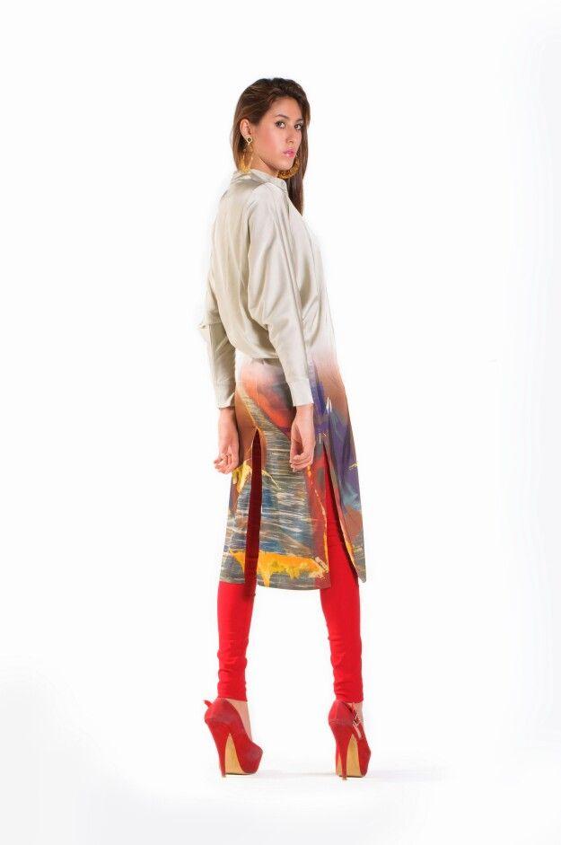 Kimono Mystic Collection by @ReiGiraldo for @artbition #Shirt #Blouse #Fashion #Glamour #Unique #wishlist #Art @vitololi #wishlist
