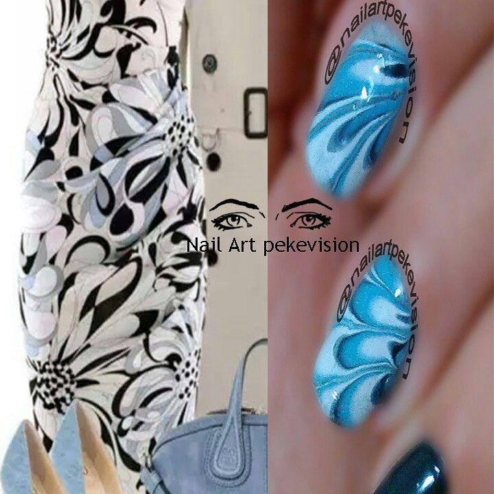 #nails #nail #fashion #style #TagsForLikes#cute #beauty #beautiful #instagood #pretty #girl #girls #stylish #sparkles #styles #gliter #nailart #art #rosa #photooftheday #deborahmilano #unhas #preto #branco  #love #shiny #polish #nailpolish #nailswag #nofilte
